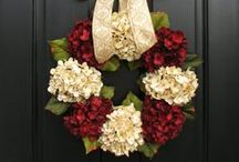 Wreaths for Everything!! / by Debra Kelly Myers