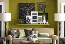 For the Home / Decorating ideas / by Kristin Briscoe