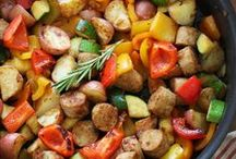 Dinner Time / Meal planning / by Kristin Briscoe