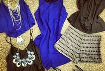 Outfits ~ Blue / by Debra Kelly Myers