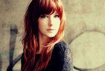 lovely locks / Hair  / by Kristin Briscoe