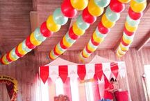 Parties / Party ideas  / by Kristin Briscoe