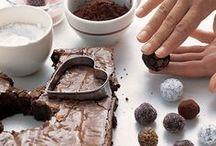 food : CHOCOLATE / by Sarah Niemann