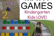 Ed. Math / Math game ideas, curriculum info / by Clarissa Smith