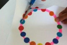 teaching preschool / collection of fun, innovative way to teach and think about teaching... / by Rebecca