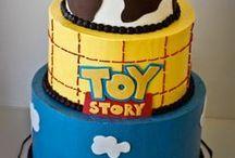 celebrate : toy story birthday party / by Sarah Niemann