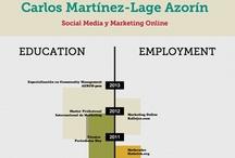 Conect@ conmigo / Redes sociales en las que estoy :-)
