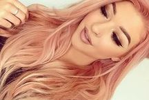 Hair / Hair color and style