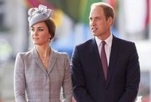 ♕ Royals ::  ♚ Cambridge ♔ / The Duke & Duchess Of Cambridge ~ The Earl & Countess of Strathearn / by Debbie Garen