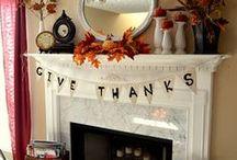 November {Thanksgiving & Fall} / by Kristin Briscoe