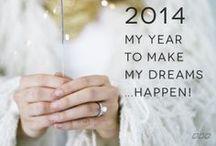 New Year + goal setting