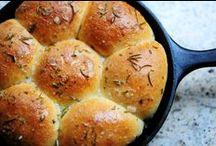 food : bread / by Sarah Niemann