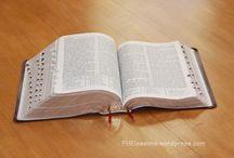 Scripture Study/ Church / by Kristin Briscoe