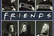 F•R•I•E•N•D•S / My absolute favorite show ever  / by Jennifer Leary