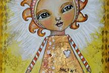 LifeBook 2015 / Year long on-line art class  / by Linda Hughes