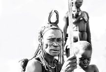A F R I C A / Lost Himba Tribes of Namibia