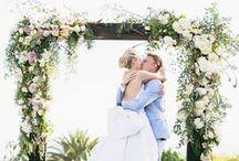 挙式 l Wedding Ceremony / エレガント、モダン、ラスティック、アンティーク、ガーデンなど様々なスタイルの結婚式を特集しています。Wedding ceremony