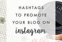 Blogging & Social Media Resources / Helpful articles on blogging and growing your blog & social media