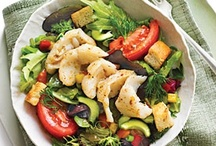 Quick, Healthy Dinner Ideas / by Donna Moore