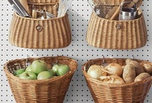 Basket cases and knots / by Viola Stuckey