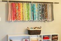 Sewing Room / by Penny Gray