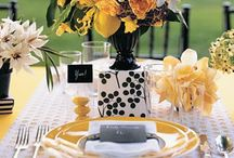 Table Setting and Centerpieces / by Beth Steelman