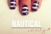 Nautical Nails / by Tanna Bolin