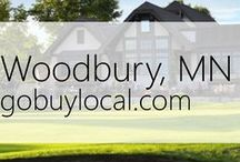 "Woodbury, MN | Offers & Events / Businesses with ""heart"" thank you by donating to a school or cause you love. Get the Go Buy Local app or sign up at www.gobuylocal.com to save local + earn donations for your nonprofit!"