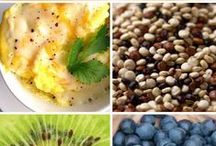 FOOD: HEALTHY RECIPES / You can NEVER have too many yummy recipes or eat too healthy!!