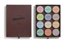 [ package design III ] — sweets / by Kelsey Rubbelke