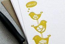 [ letterpress ] / by Kelsey Rubbelke