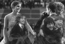 Harry Potter! / by Shannon Rathmanner