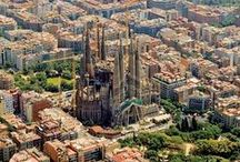 City Break in #Catalonia / Discover Barcelona, Tarragona, Girona, Lleida and surrounding areas. Enjoy Culture, Gastronomy, Festivities, Museums, People and Places.  Awesome Cities! Awesome Atmosphere! Take a break in Catalonia!