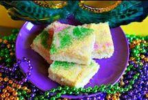 Mardi Gras / Great Mardi Gras recipes for corn bread, gumbo, jambalaya, and more!