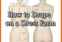 FAQ's about Dress Forms / Frequently Asked Questions about Dress forms / by Mannequin Madness
