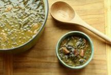 Soups 'n Salads / From the garden to the table: Discover new ways to put it all together.