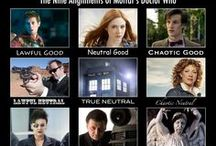 Whovians Unite / For The Doctor