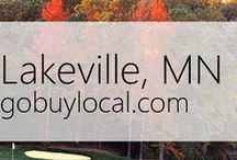 "Lakeville, MN | Offers & Events / Businesses with ""heart"" thank you by donating to a school or cause you love. Get the Go Buy Local app or sign up at www.gobuylocal.com to save local + earn donations!"