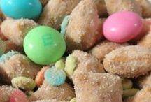 Easter & Passover / Foods to celebrate the holidays.