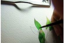 Art tutorials & ideas