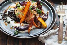 Veggies / Vegetarian dishes