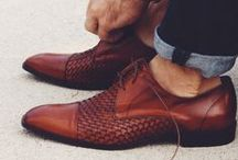 Mens Shoes Inspiration / A collection of our favourite men's leather dress shoes.