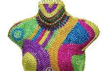 Mardi Gras & Mannequins / Different ways to use mannequins for your mardi gras celebrations.