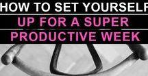 Goals & Productivity / Goals and life planning