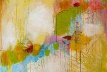 Patti Agapi Abstract Paintings / abstract paintings
