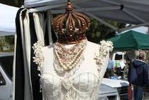 Crowns/Headresses & Mannequins / Dress forms, Mannequin heads or Mannequins are a great way to display your favorite crown, tiara or head dress.