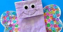 Crafts For Kids / Children's Craft Ideas