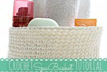 Crochet / Patterns to Crochet. / by Maggie Muggins