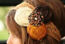 Accessorize / Adorable Accessories I would like to have or make. / by Maggie Muggins