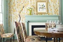 Hearth / Inspiration for a Mantel and Fireplace Makeover.